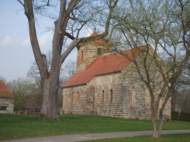 Dorfkirche Garzau Strausberg